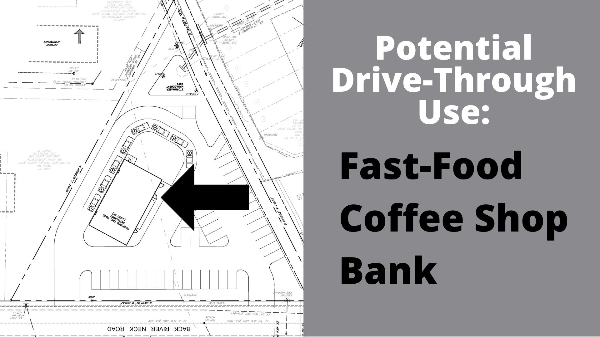 Fast Food Coffee Shop Bank